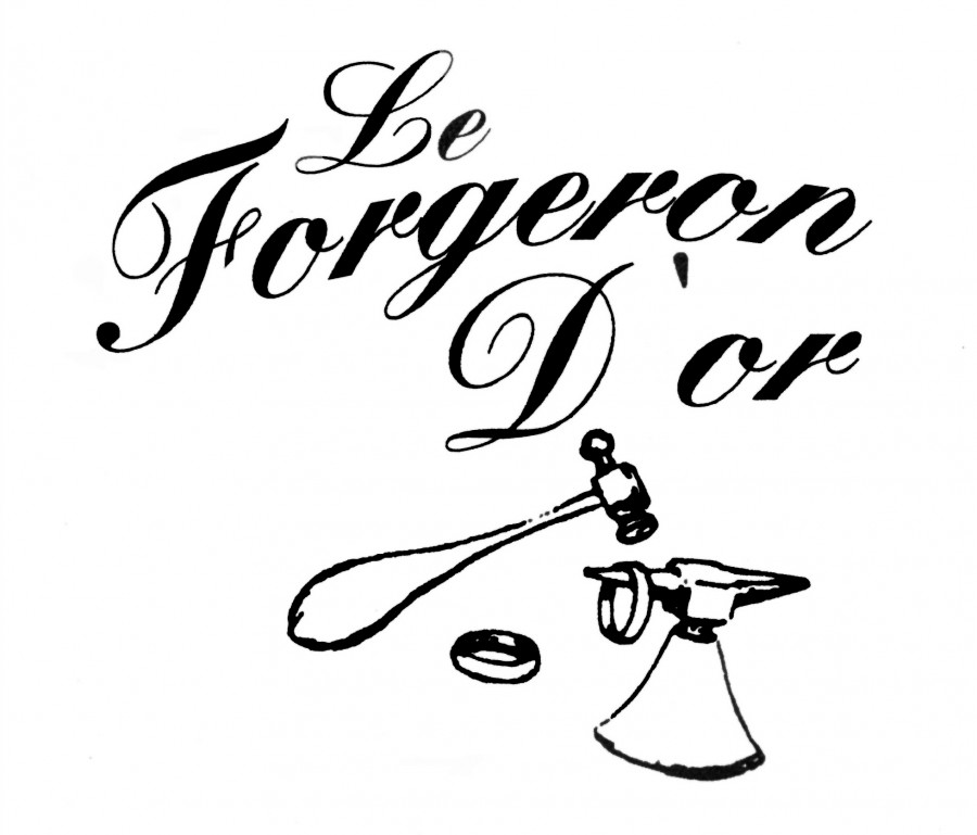 logo Forgeron or
