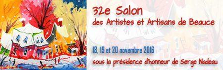 Un engouement marqué pour la 32e édition du Salon des Artistes et des Artisans!