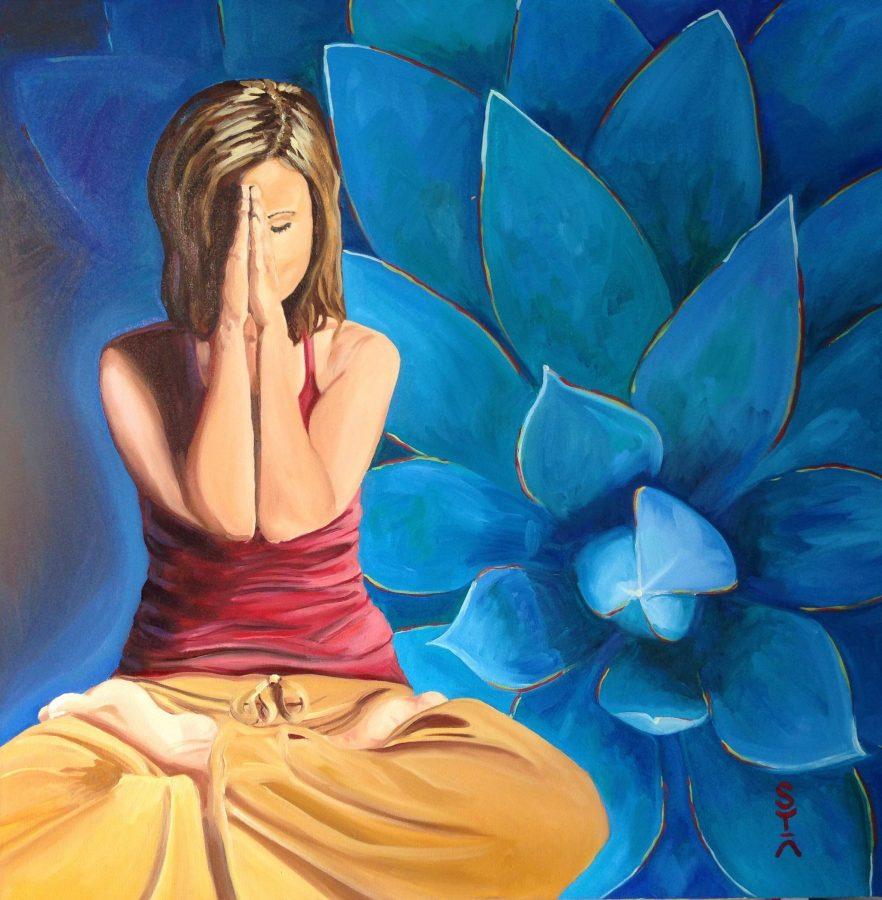 Élévation du lotus