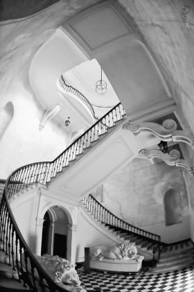 Escalier Fesch par Claude Gagné