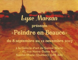 Du Grand Marsan à la Galerie d'art de Sainte-Marie