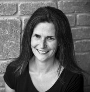 Portrait photographique de l'artiste Julie Goulet