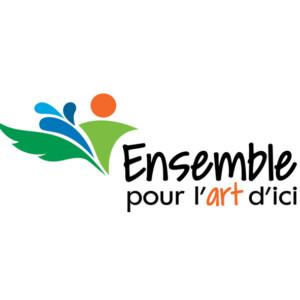 Logo ensemble pour l'art d'ici, Artiste et Artisans de Beauce