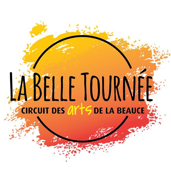 Logo La belle tournée Artiste et Artisans de Beauce