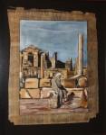 les-ruines-romaine-de-sbeitla-tunisie-9-x-7-po-sur-papyrus-vendu